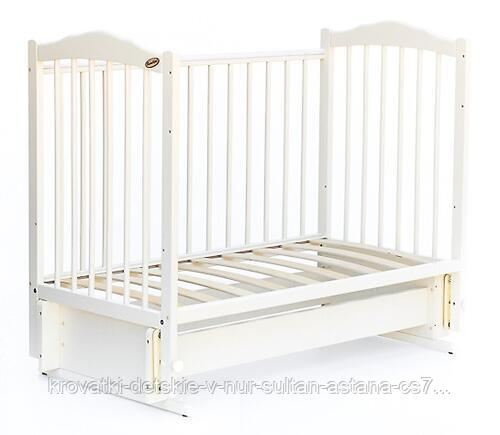 Кровать детская Bambini Классик - фото 2