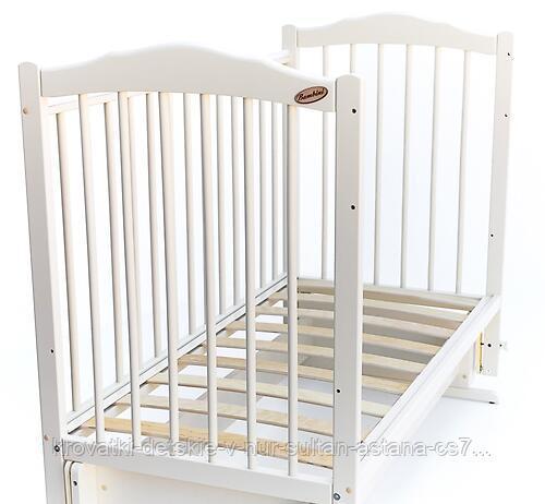 Кровать детская Bambini Классик - фото 3