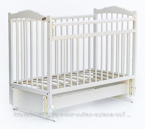 Кровать детская Bambini Классик - фото 4