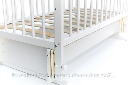 Кровать детская Bambini Классик - фото 6