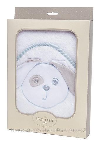 Полотенце детское т.м. Perina ПД-04.95 95х95см Зайка - фото 3