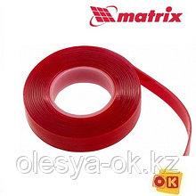 Прозрачная двусторонняя клейкая лента 15 мм x 3 м Matrix