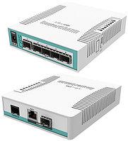 Сетевой маршрутизатор MikroTik CRS106-1C-5S