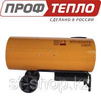 Газовая тепловая пушка КГ-81 (81 кВт | 1400 м3/ч) пропан, пропан-бутан, фото 5