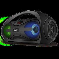 SVEN PS-425 акустическая система портативная многофункциональная c подсветкой