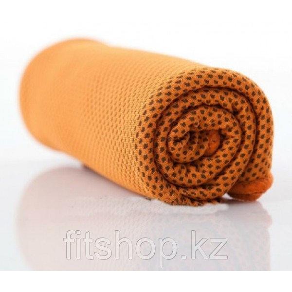 Охлаждающее полотенце   Cool Towel (Цвет-Оранжевый)