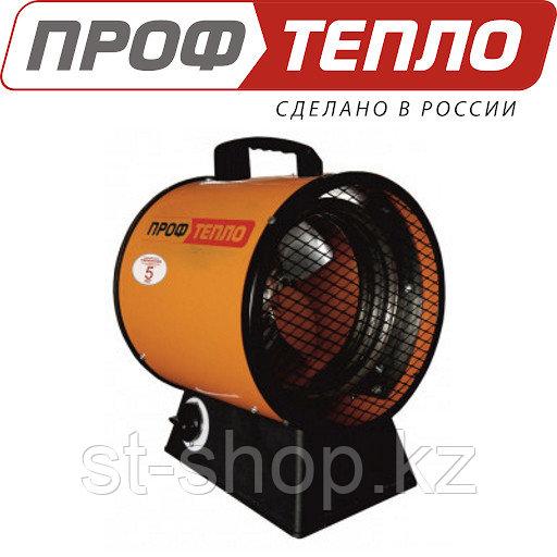 Электрическая тепловая пушка 2 кВт ТТ-2 тепловентилятор