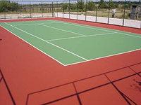 Резиновые покрытия для спортивных площадок