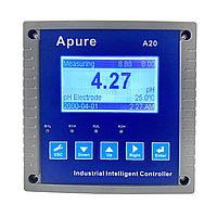 Apure A20PR Промышленный pH/ОВП контроллер (реле две группы контактов, токовый выход 4-20мА) A20PR в комплекте, фото 1