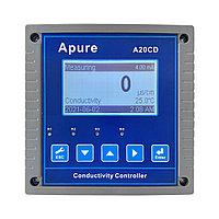 Apure A20CD Промышленный контроллер электропроводности/солесодержания/сопротивления (реле 2 группы контактов,, фото 1