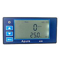 Apure A30CD Промышленный контроллер электропроводности/солесодержания/сопротивления (реле 1 группа контактов,, фото 1