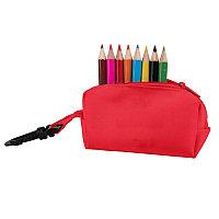 Набор цветных карандашей MIGAL (8шт) с точилкой, Красный, -, 345139 08