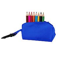 Набор цветных карандашей MIGAL (8шт) с точилкой, Синий, -, 345139 24