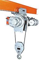 Таль электрическая канатная TOR SH г/п 3 т 6 м 380 В, фото 1