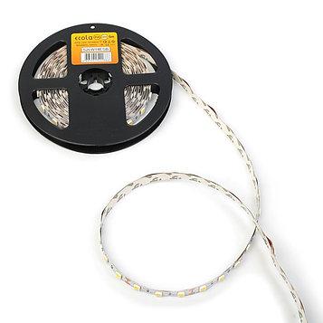 Светодиодная лента Ecola LED strip STD, 10 мм, 12 В, 2800К, 14,4 Вт, 60Led/m, IP20, 5 м
