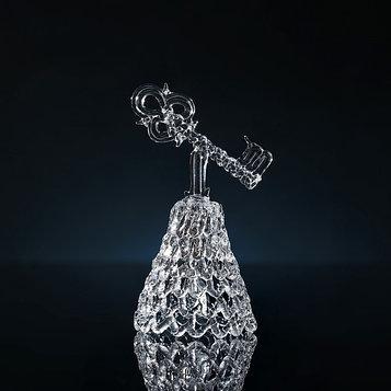 Колокольчик сувенирный «Хрустальный ключик», ручной работы