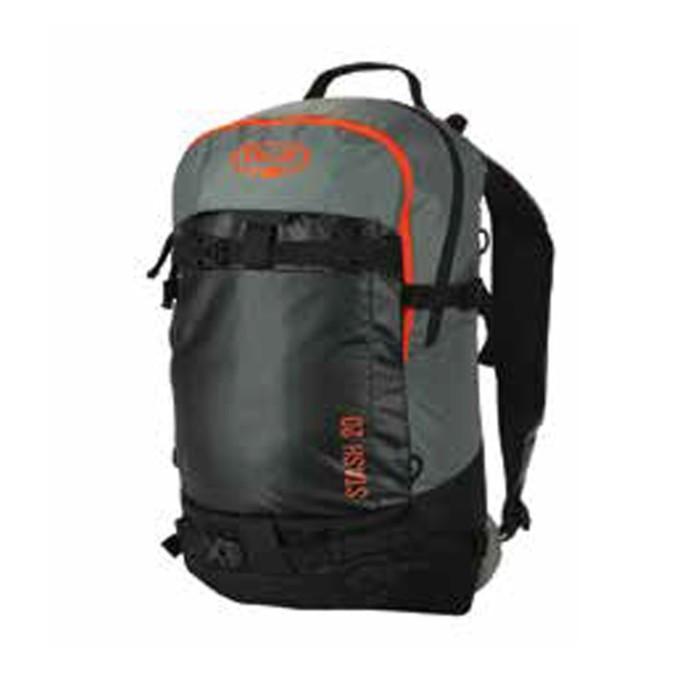 Рюкзак BCA STASH 20, чёрный, серый