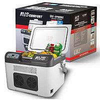 Холодильник автомобильный AVS CC-27WBC, 27 л, 12В/24В/220В