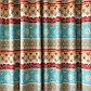 Комплект штор «Уолис», размер 170 х 270 см - 2 шт, цвет синий, фото 3