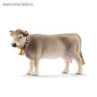 Фигурка «Бурая швицкая корова»