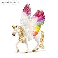 Фугурка «Крылатый радужный единорог»