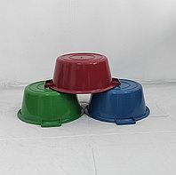Тазы пластиковые с ручками 12 литров