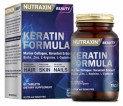 Здоровье волос, ногтей и кожи Keratin Formula Nutraxin 60 таблеток