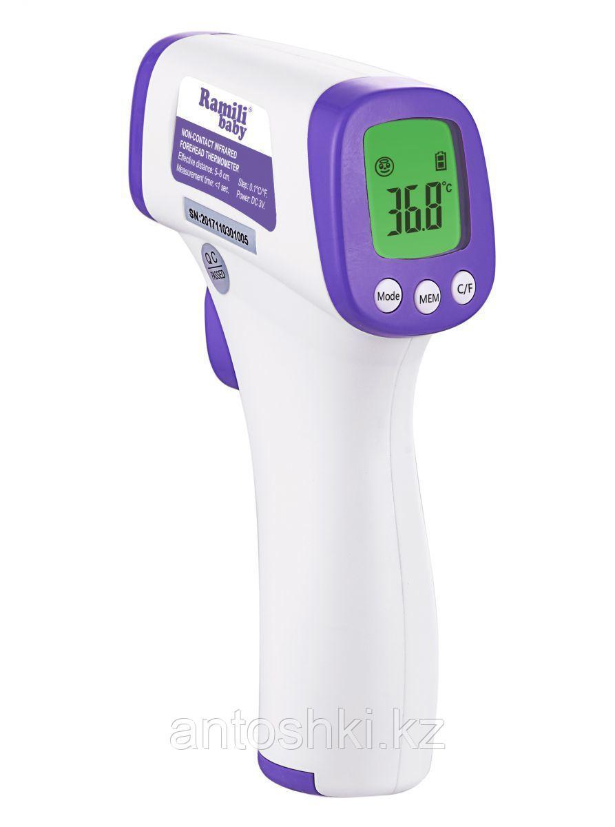 Бесконтактный лобный термометр (2 в 1) Ramili ET3050 - фото 1