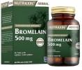 Bromelain Nutraxin для предупреждения и лечения воспалительных процессов в организме 60 таблеток