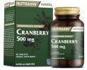 Cranberry Nutraxin профилактика простудных заболеваний, артрита, ангины 60 таблеток