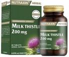 Milk Thistle Nutraxin для здоровья печени