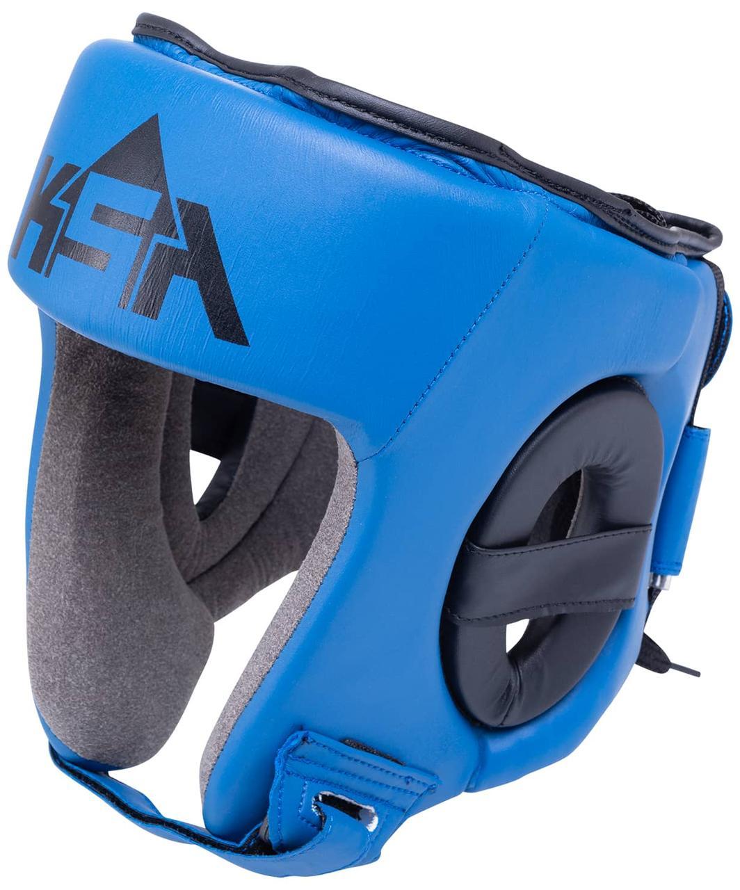 Шлем открытый Champ Blue, M KSA