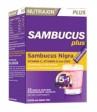 Nutraxin Sambucus plus восстановление и укрепление организма