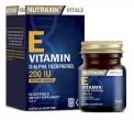 Nutraxin Vitamin Е здоровая иммунная и сосудистая система