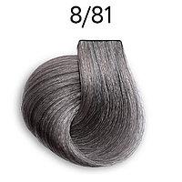 Крем-краска перманентная для волос 8/81 светло-русый жемчужный 100 мл OLLIN Platinum
