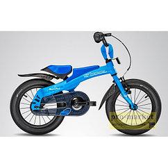 Детский велосипед Scool Rennrad 14 (2016)