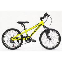 Детский велосипед AXIS SPEED 20 (2021) Yellow/Black