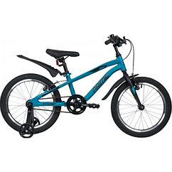 """Детский велосипед Novatrack Prime Boy 18"""" (2021)"""