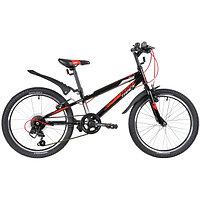 """Детский велосипед Novatrack Racer 20"""" (2021)"""