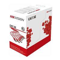 Кабель UTP Cat.5E Hikvision DS-1LN5EU-SC0
