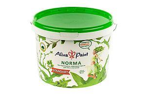 Водоэмульсионная акриловая краска ALINA PAINT NORMA 15 кг
