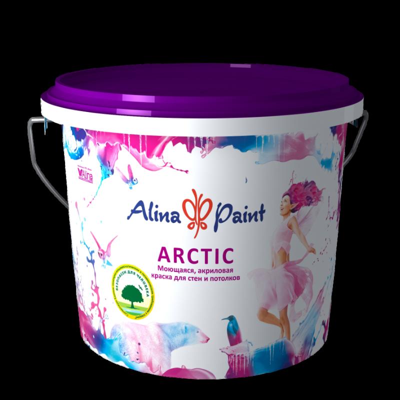 Краска водоэмульсионная Arctic Alina Paint 25 кг