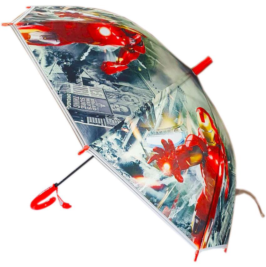 Девочке Дисней зонтик 80см диаметр, длина ручки 66см