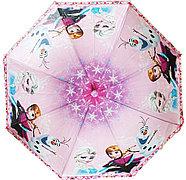 Девочке Дисней зонтик 80см диаметр, длина ручки 66см, фото 4