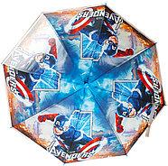 Девочке Дисней зонтик 80см диаметр, длина ручки 66см, фото 5