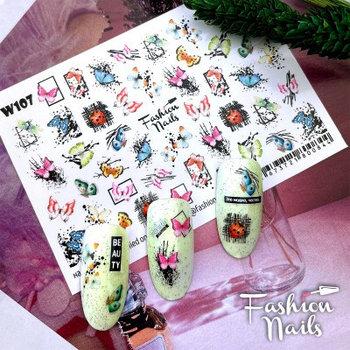 Слайдер Fashion Nails W107