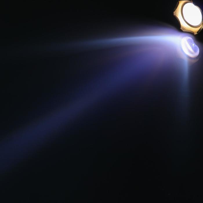 """Фонарь профессиональный аккумуляторный """"Коршун"""", 3 режима, zoom, 15.5х4х4 см - фото 3"""