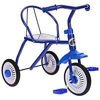 """Велосипед трёхколёсный Micio TR-311, колёса 8""""/6"""", цвет красный, голубой, розовый, зелёный, синий, жёлтый"""