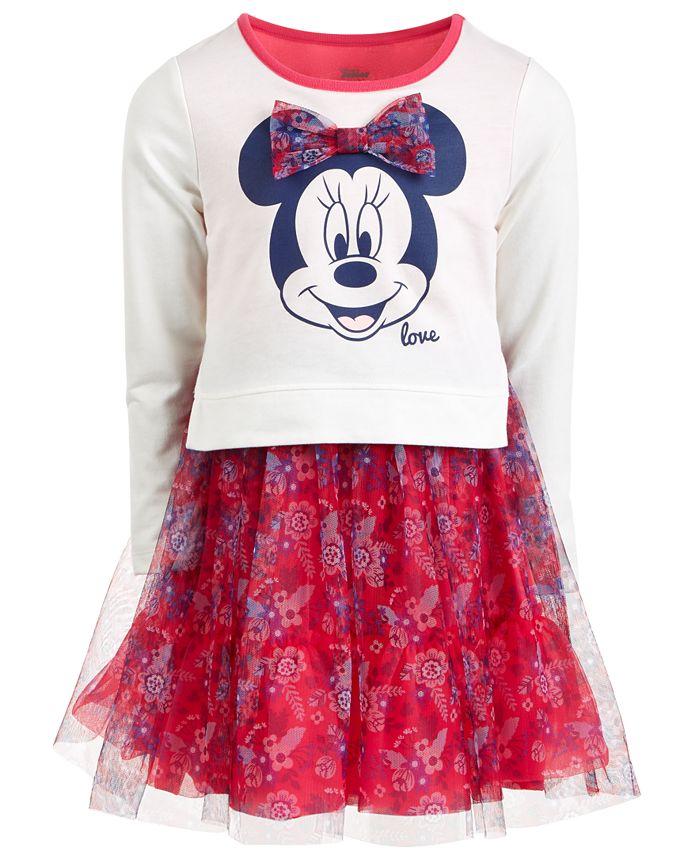 Disney Детское платье-А4