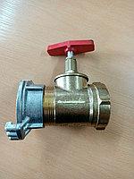 Пожарный Клапан пожарного крана ПК50, м-ц латунный прямой (проходной)